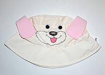 Панамка детская хлопковая для девочки