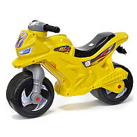 Мотоцикл Орион 501 2-х колесный,желтый
