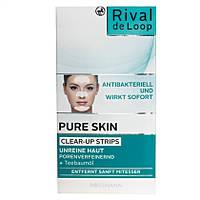 Rival de Loop Pure Skin Clear-up Strips - Полосы для очищения Т-зоны лица