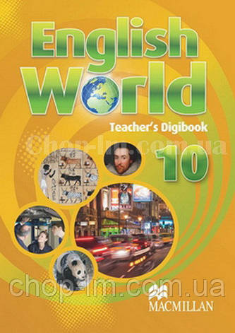 English World 10 Teacher's Digibook DVD-ROM (DVD для учителя), фото 2