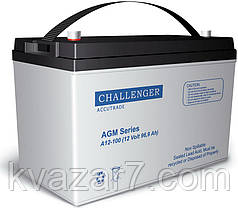 Акумуляторна батарея CHALLENGER A12-100