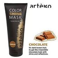 """Маска """"Шоколад"""" від темно-коричневого до темного блонд, 200 мл"""