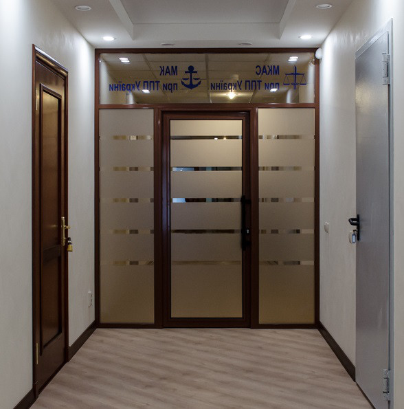 Алюминиевые теплые двери