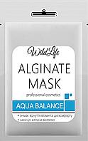 Альгинатная маска Aqua Balance (VIP), 25г; 180г, WildLife