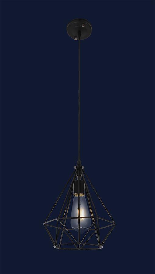 Светильник решетка LOFT 7079186-1 BK