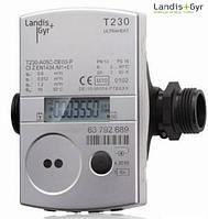 Теплосчетчик ULTRAHEAT T230-B26 DN20 (QN1,5 м³ /ч, резьба) ультразвуковой композитный Landis+Gyr