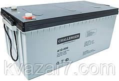 Акумуляторна батарея CHALLENGER A12-200