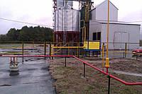 Газоснабжение зерносушилки, фото 1