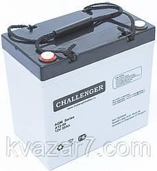 Акумуляторна батарея CHALLENGER A12-50(55)