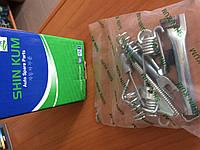 Ремкомплект тормозных колодок Lanos/Sens прав
