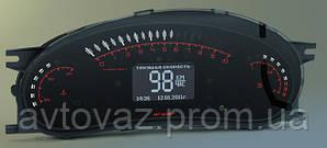 Комбинация приборов Gamma GF-619 ВАЗ 2110, ВАЗ 2111, ВАЗ 2112, ВАЗ 1118 Калина, ВАЗ 2170 Приора