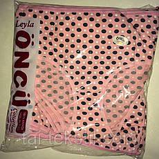 Труси жіночі бавовна+віскоза різні кольори Oncu 4XL (56-58р), фото 3