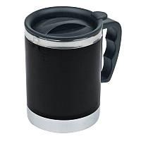 Термокружка Oklahoma City металлическая, черная, 300 мл