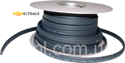 Саморегулируемый кабель Eltrace traceco 40 вт/м для обогрева водостоков и крыши