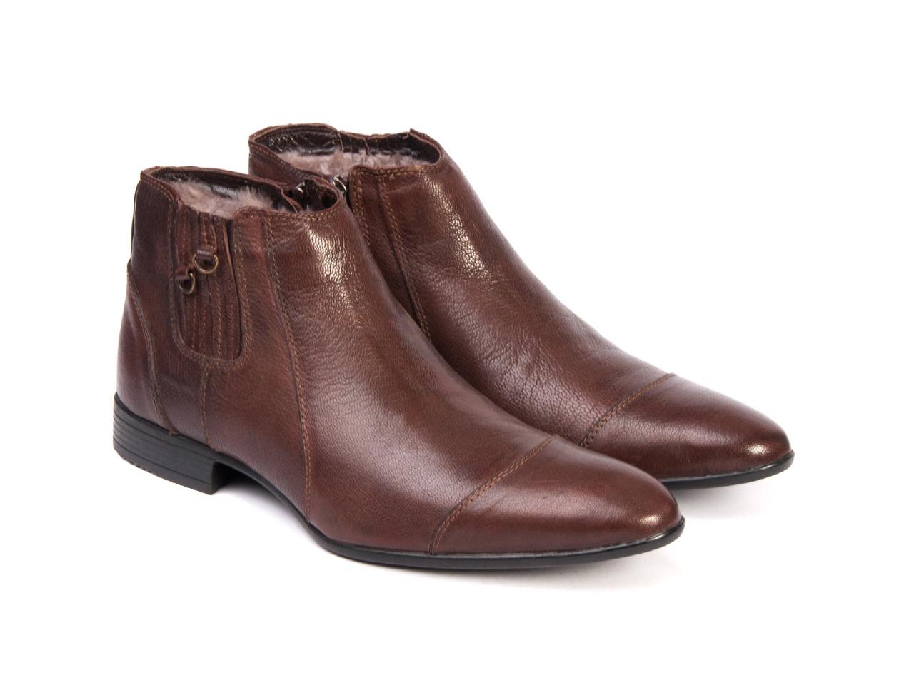 Ботинки Etor 6521-780 коричневые