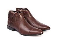Ботинки Etor 6521-780 коричневые, фото 1