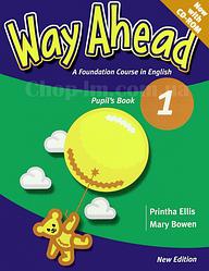 New Way Ahead 1 Pupil's Book + CD-ROM Pack (Учебник по английскому языку, уровень 1-й)