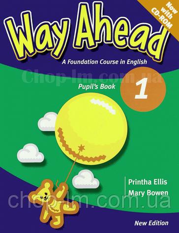 New Way Ahead 1 Pupil's Book + CD-ROM Pack (Учебник по английскому языку, уровень 1-й), фото 2