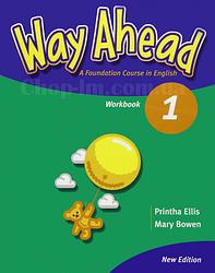 New Way Ahead 1 Workbook  (рабочая тетрадь по английскому языку, уровень 1-й)