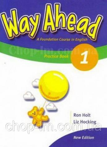 New Way Ahead 1 Practice Book (грамматика, практика), фото 2
