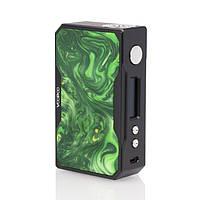 Батарейный мод VOOPOO Black Drag Resin 157W TC Box Mod (Jade)