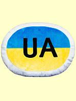 Мягкая подушка Знак Украина