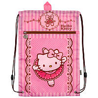 HK18-601M-1 Сумка для обуви с карманом Kite Hello Kitty