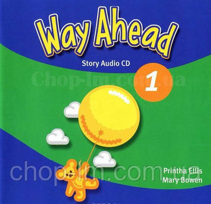 New Way Ahead 1 Story Audio CD (аудио диск к курсу 1-й уровень)