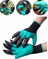 Cадовые перчатки с когтями НОВИНКА 2018
