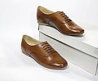 Шикарные кожаные туфли Pier One, Германия-Оригинал, фото 1