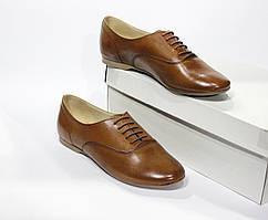 Шикарные кожаные туфли Pier One, Германия-Оригинал