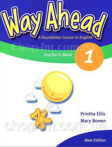 New Way Ahead 1 Teacher's Book (книга для учителя)