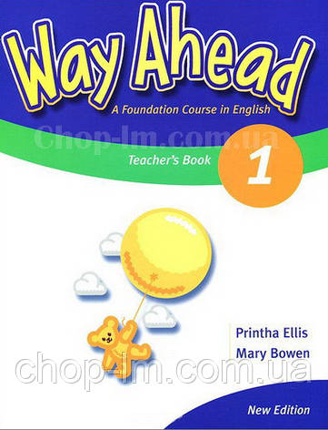 New Way Ahead 1 Teacher's Book (книга для учителя), фото 2