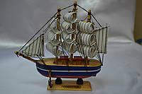 Корабли Синий с красным