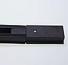 Шинопровод для трековых светильников Ledmax 1.5м черный 1-PHS-1.5MBВ