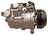 Компрессор кондиционера на Peugeot Boxer  2.0/2.2HDI  (244)  2002- , реставрированный, фото 5