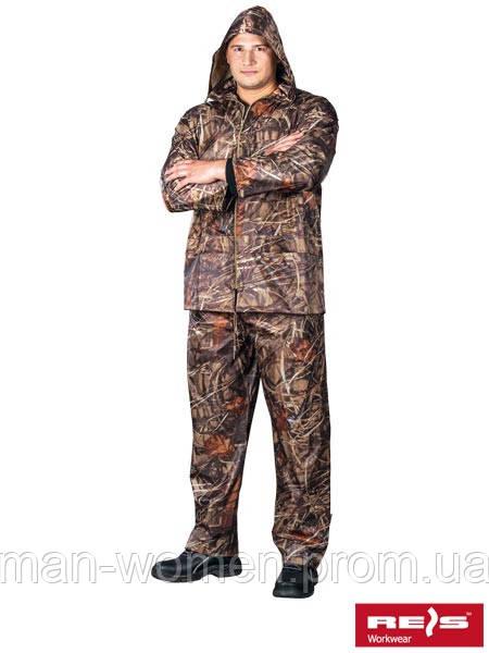 Дождевик. Костюм для защиты от дождя. Куртка+брюки. Фирма REIS (Польша)