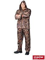 Дождевик. Костюм для защиты от дождя. Куртка+брюки. Фирма REIS (Польша), фото 1