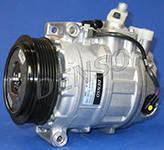 Компрессор кондиционера Peugeot Partner  (5F/5)  1.8/1.9D/2.0 HDI  1996- , реставрированный, фото 1