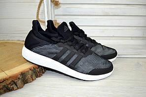 Кроссовки мужские Adidas Bounce черные 2566