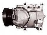 Компрессор кондиционера на Honda Civic 1.4  1997-2005, реставрированный, фото 3