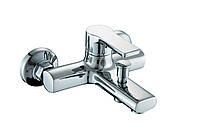 DUCT смеситель для ванны  однорычажный, хром  35 мм
