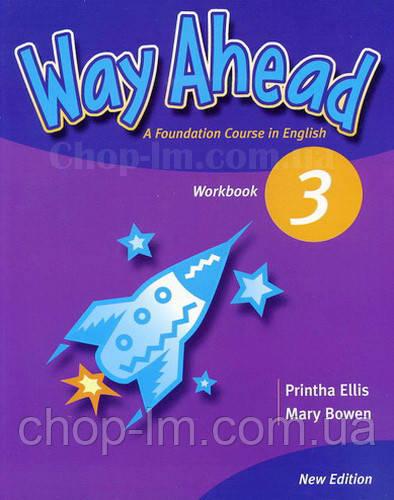 New Way Ahead 3 Workbook  (рабочая тетрадь по английскому языку, уровень 3-й)
