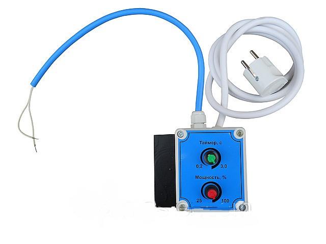 Блок управления для аппаратов контактно точечной сварки