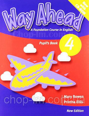 New Way Ahead 4 Pupil's Book + CD-ROM Pack  (Учебник по английскому языку, уровень 4-й), фото 2