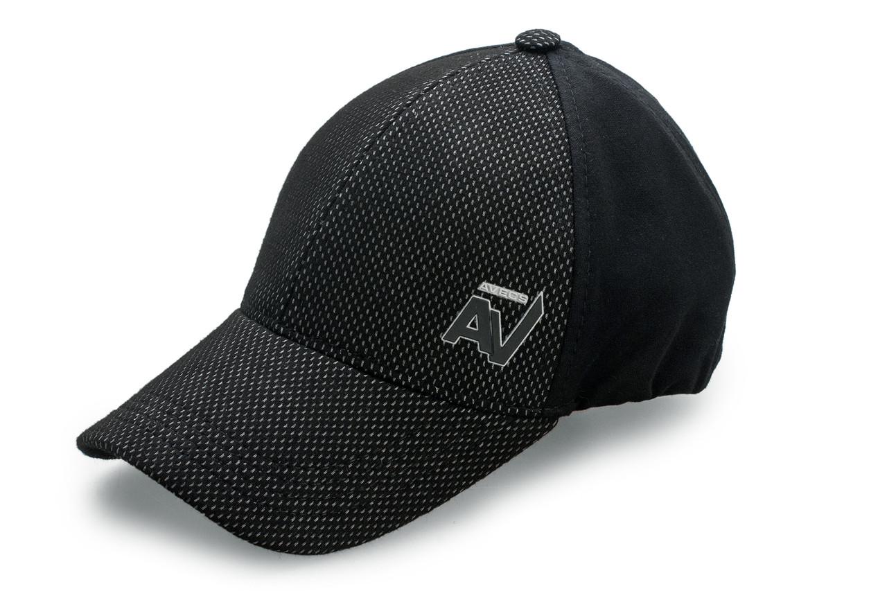 Кепка Бейсболка Avecs AV-30293 Черный (1) Размер 57-58 — в Категории
