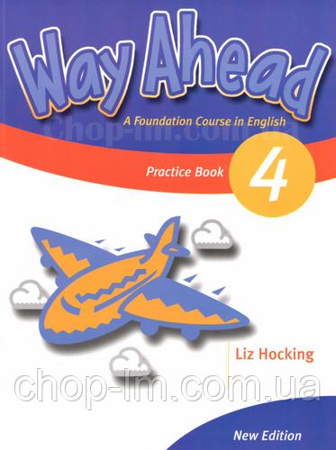New Way Ahead 4 Grammar Practice Book (грамматика, практика)