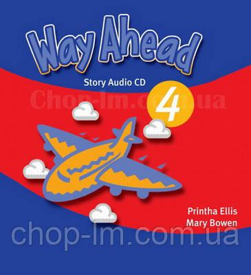 New Way Ahead 4 Story Audio CD (Аудирование рассказов, аудиокурс)