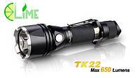 Фонарь тактический, Fenix TK22 Cree XM-L U2