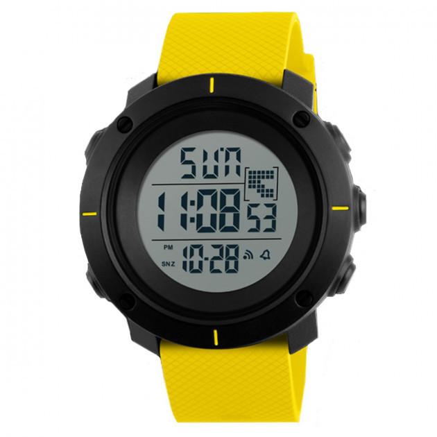 Спортивные часы Skmei 1212 Yellow Box